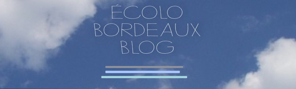 Ecolo Bordeaux Blog