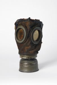 Masque à gaz, coll. Historial ©Y.Medmoun