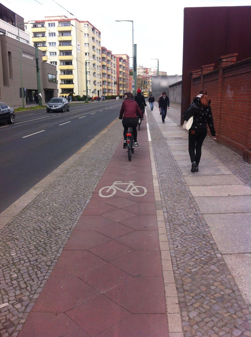 Berlin ville cyclable