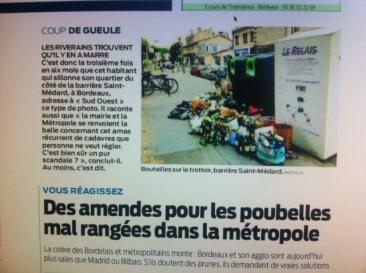 Bornes de verre Bordeaux Ecolobordeauxblog