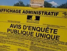enquête publique Bordeaux
