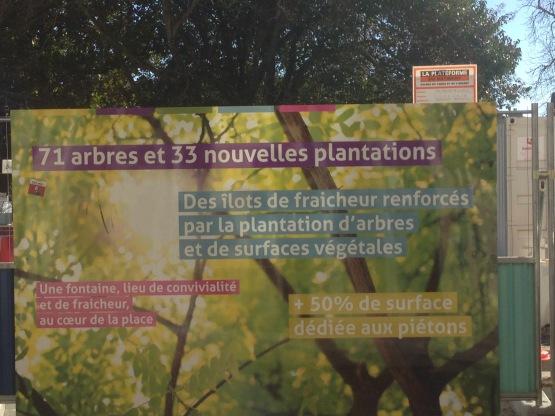 nouvelles plantations