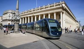Tramway Bordeaux