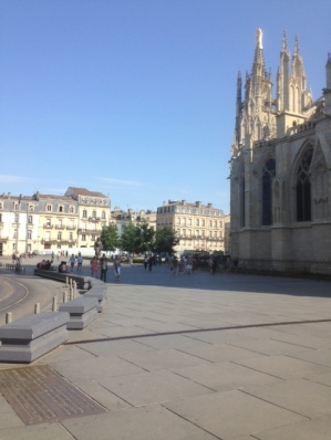 Bordeaux Place Pey Berland