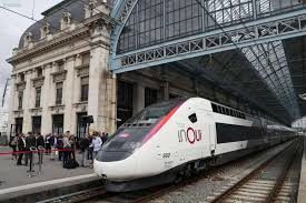 TGV Bordeaux Paris